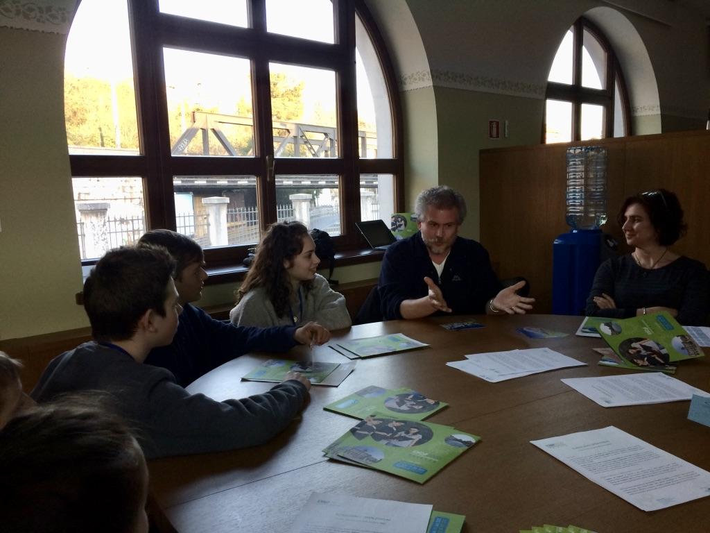 CCRR_orienteerign scientifico_incontro con i partner_Comune di Trieste 01
